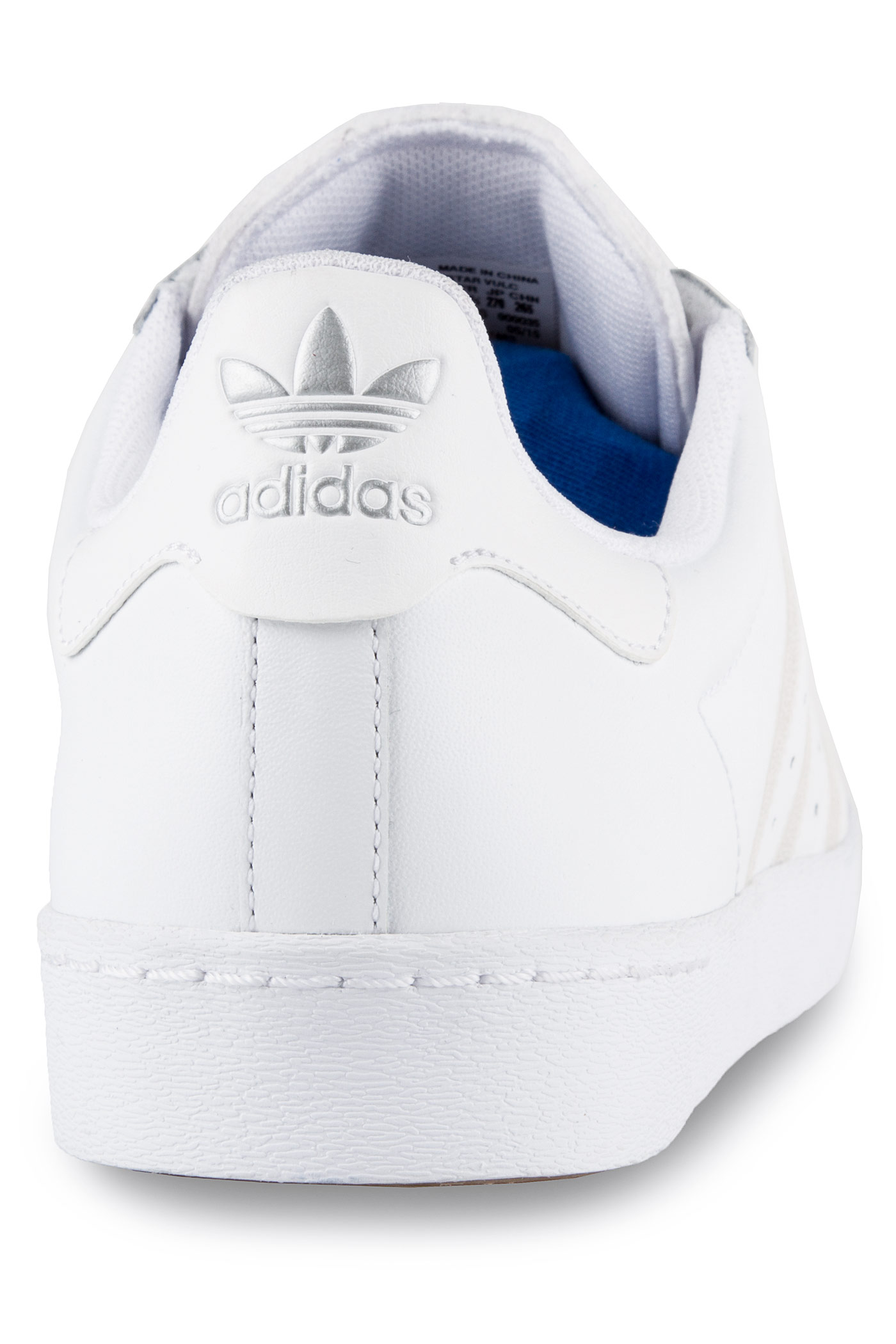 Cheap Adidas Superstar Vulc ADV White Leather