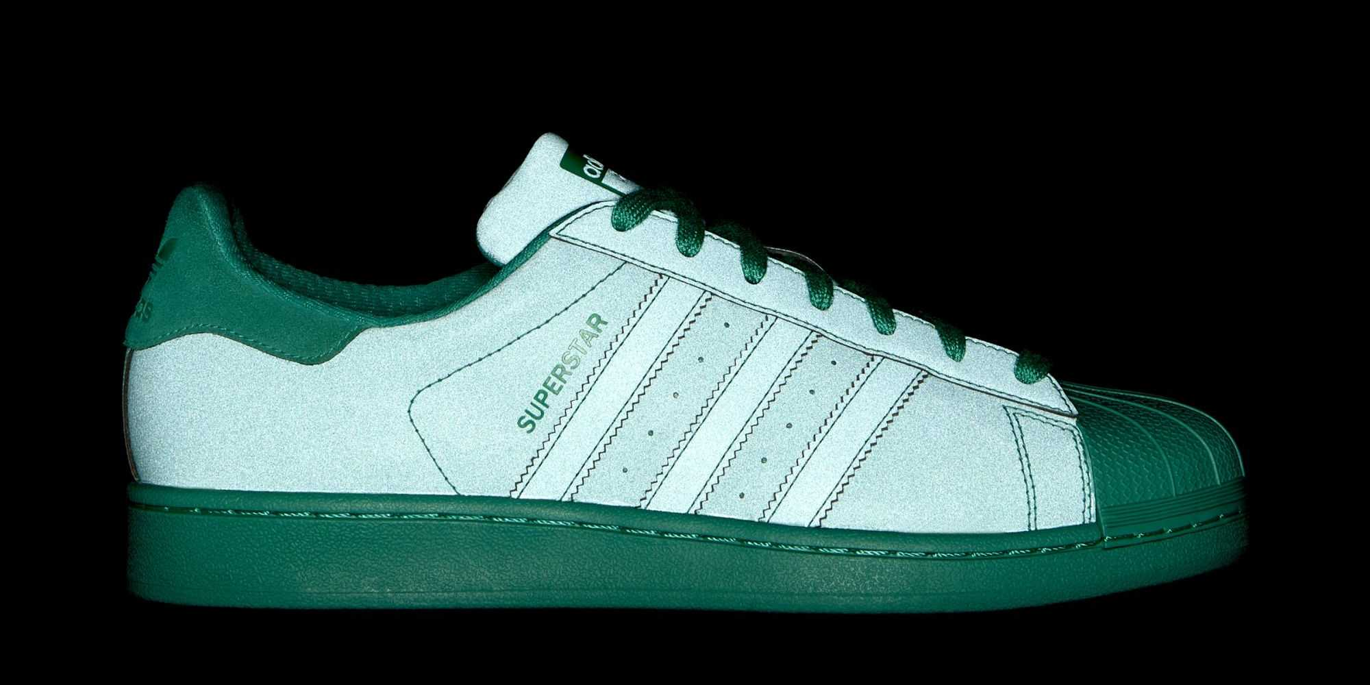 Adidas Superstar Adicolor Reflective