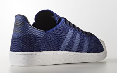 Adidas Superstar Two-Tone Mesh