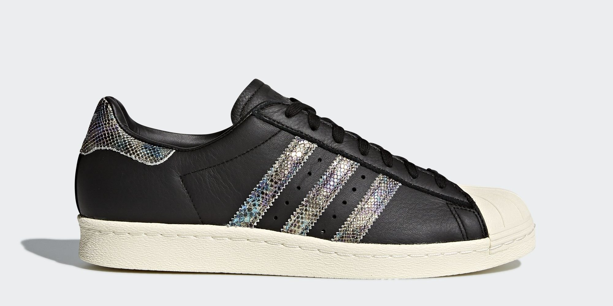 adidas superstar 80s snakeskin luxe look. Black Bedroom Furniture Sets. Home Design Ideas