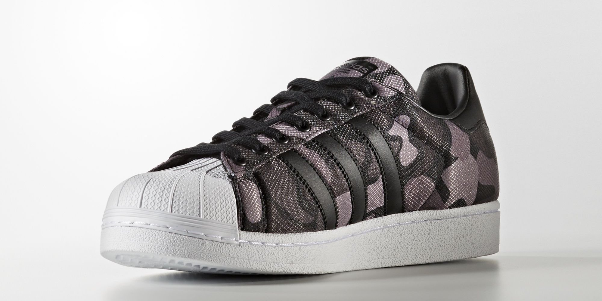 adidas superstar camouflage printed ripstop nylon. Black Bedroom Furniture Sets. Home Design Ideas