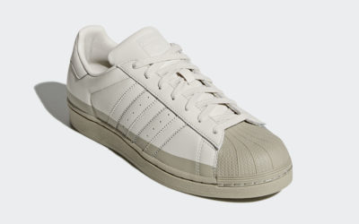 Adidas Superstar Dipped-Paint Effect