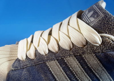 flat 15mm laces