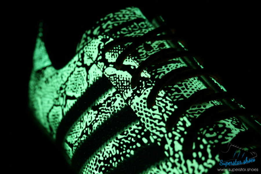 Adidas Superstar Glow in the Dark