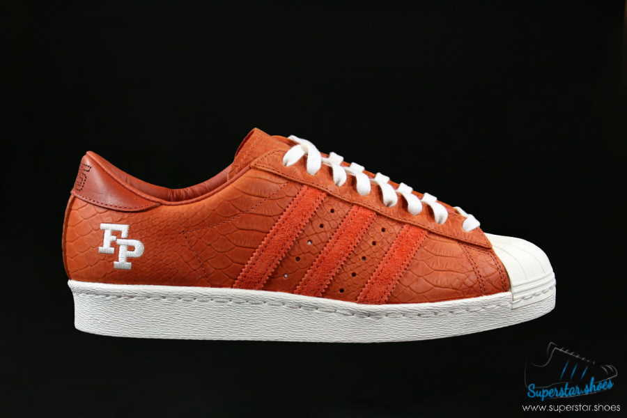Superstar 80s Vintage Footpatrol