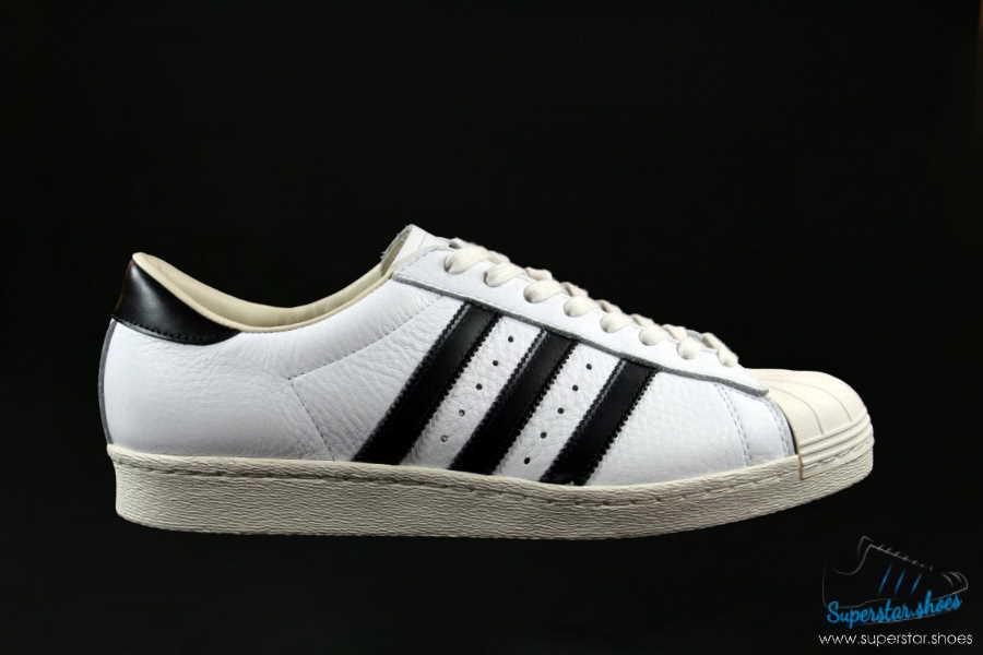 Adidas Superstar Full Grain Leather