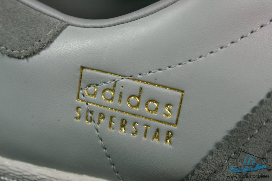 Adidas Superstar Top Grain Leather