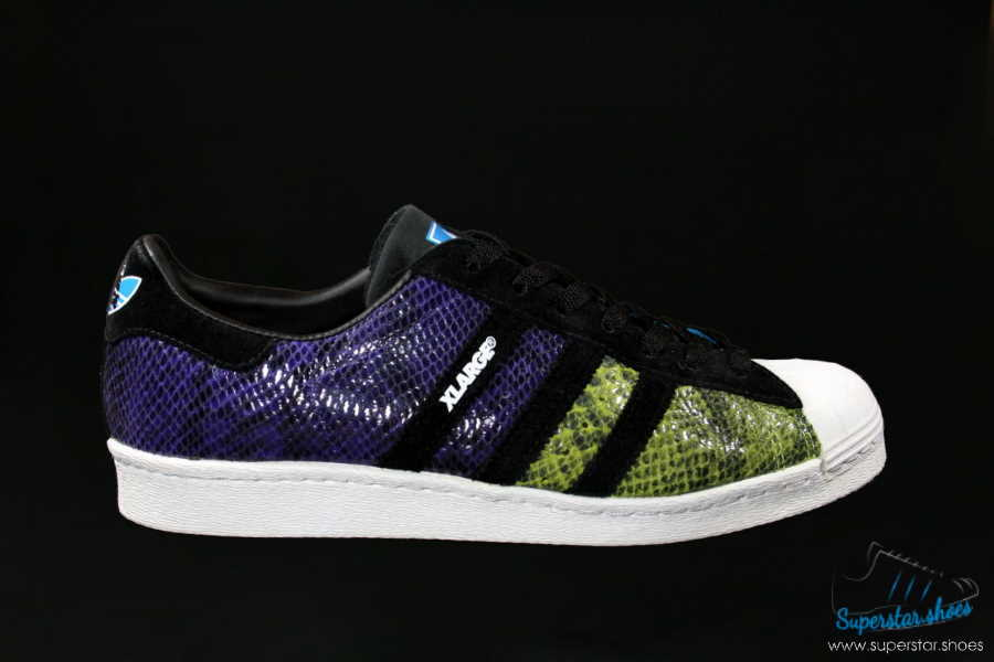 Adidas Superstar Split Upper