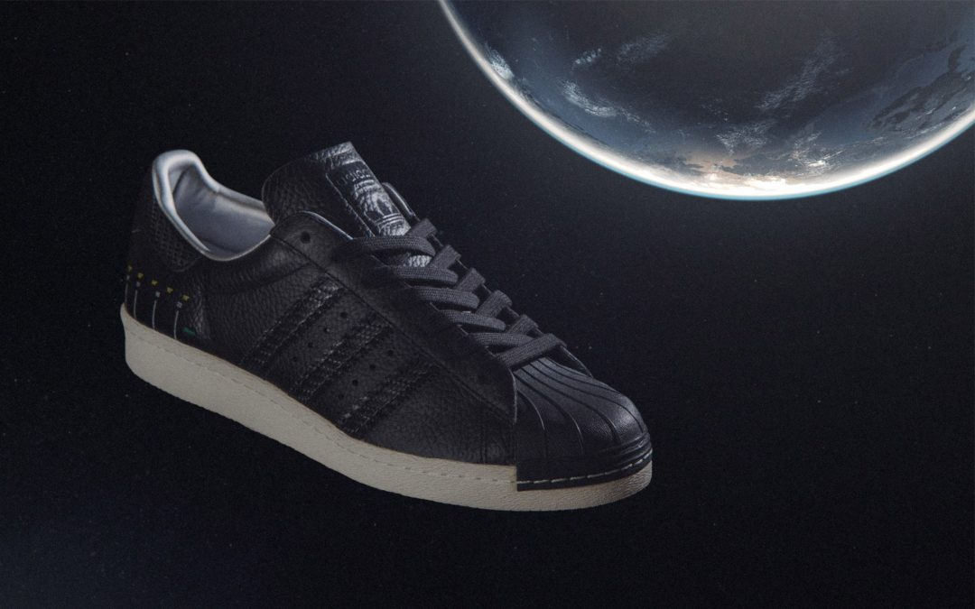 "Adidas Superstar Sneakersnstuff ""Camera"""