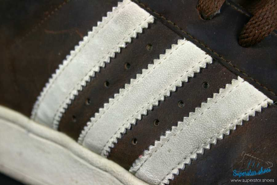 Adidas Superstar Waxed