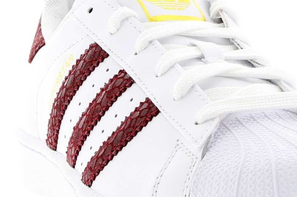 Adidas Superstar Snake Foot Locker exclusive