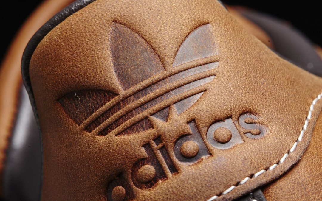 Adidas Superstar Waxed Leather