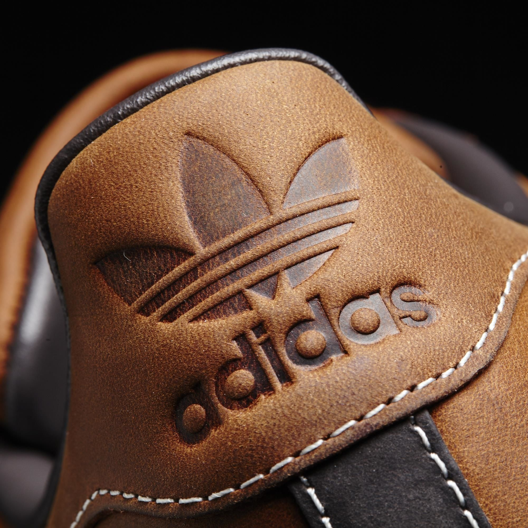 Image result for adidas superstar brown waxed leather | The