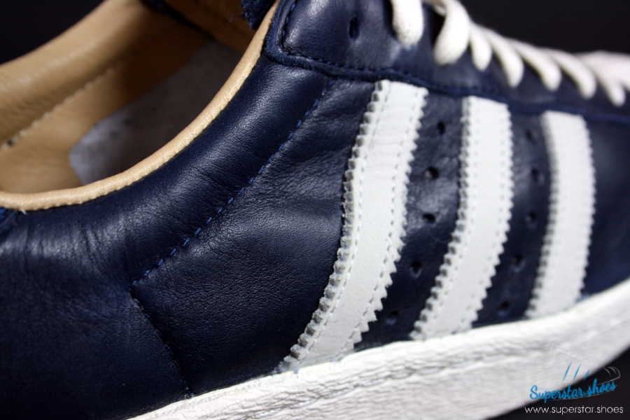 Adidas Superstar Aniline Leather