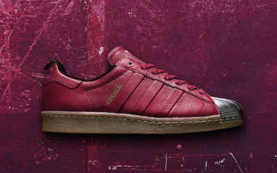 "Adidas Superstar 80s x Offspring ""Britpack"""