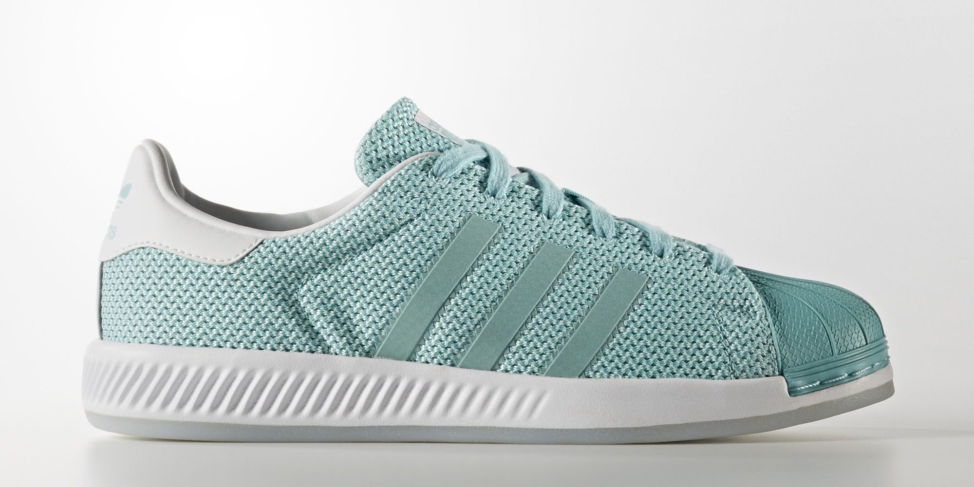 adidas Superstar Bounce Shoes Easy Mint Easy Mint