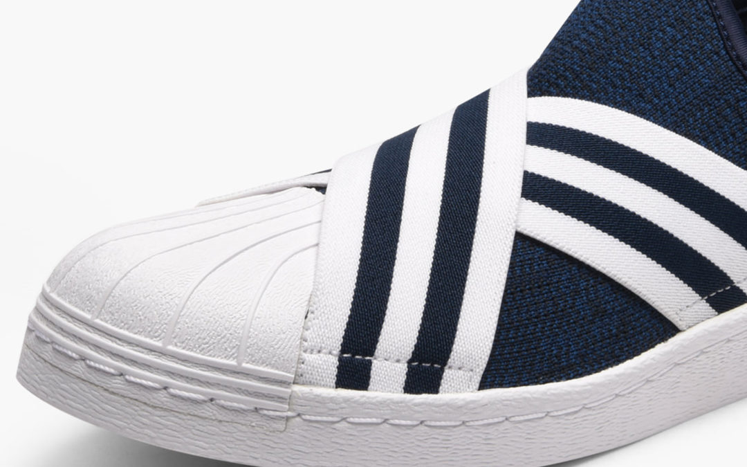 Adidas Superstar Slip On x White Mountaineering