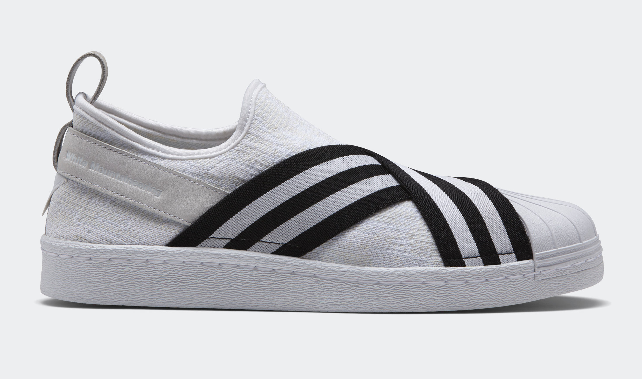 4ab17a8c14e Adidas Superstar Slip On x White Mountaineering | /// Superstar.shoes