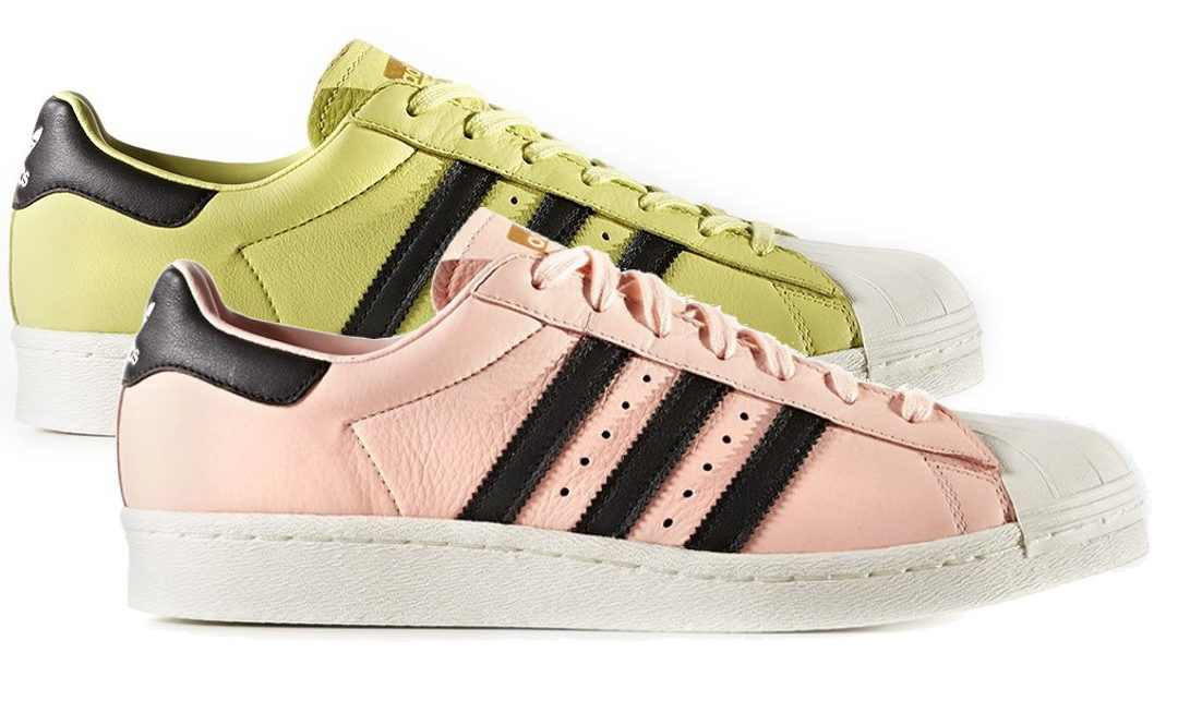 Adidas Superstar Boost Pastel Pack