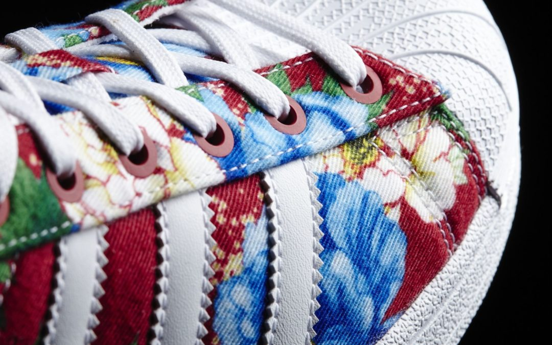 "Adidas Superstar x The Farm Company ""Floral"""