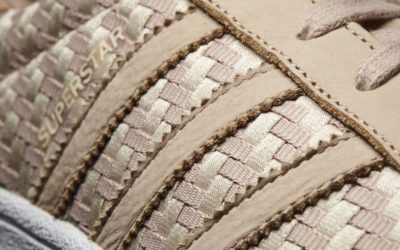 Adidas Superstar Basket Weave
