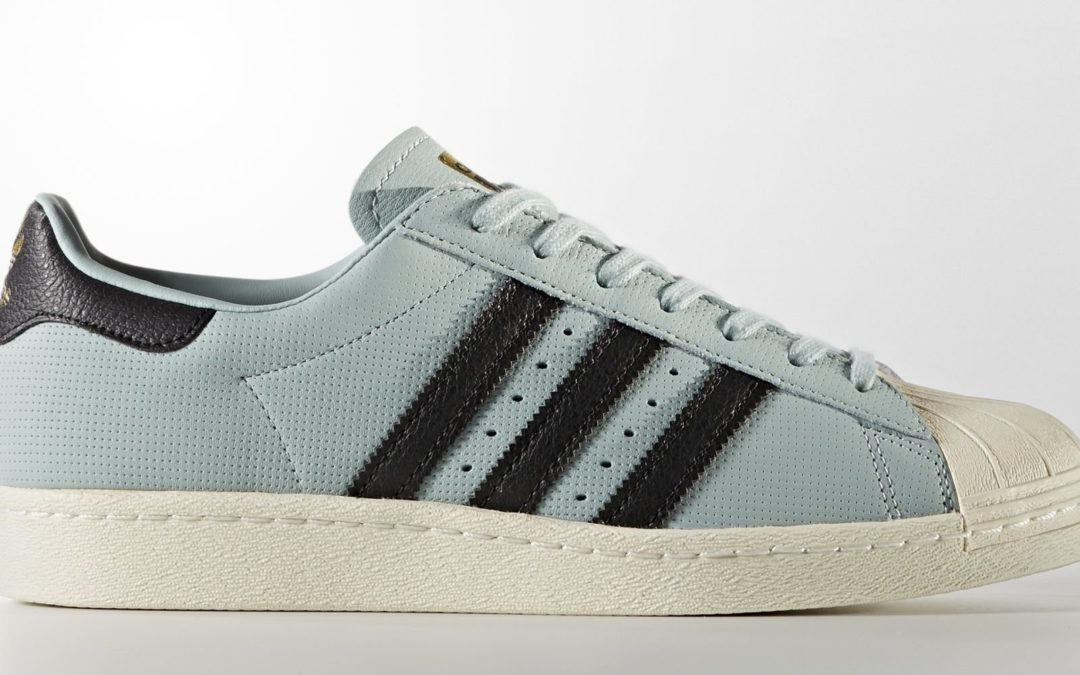 Adidas Superstar 80s Perforated