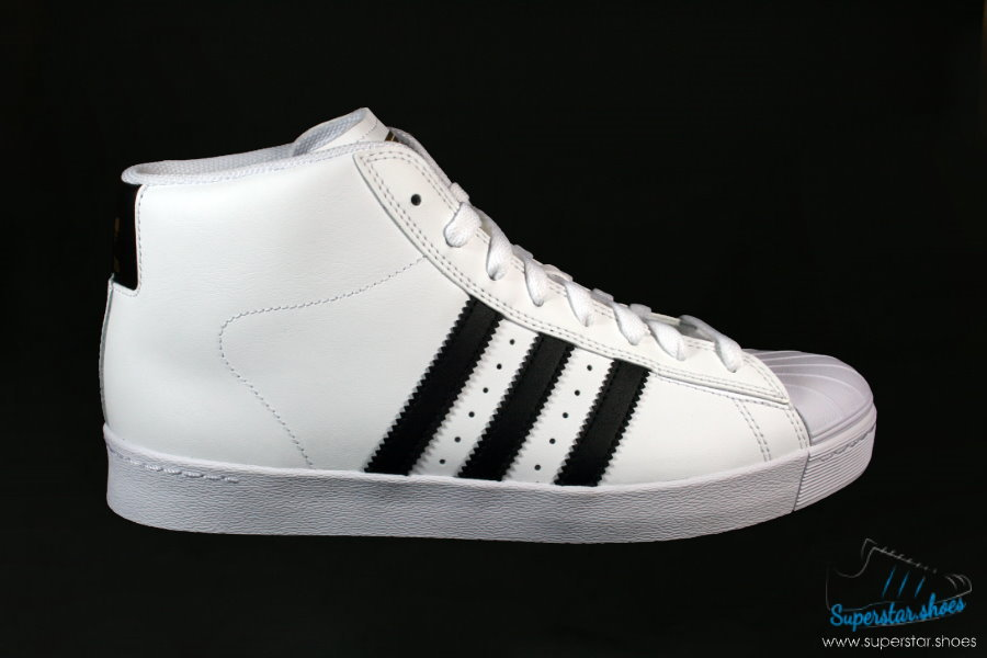 Adidas Superstar Pro Model Vulcanized Advanced
