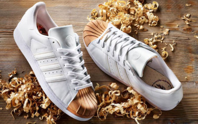 "Adidas Superstar x Afew x Ivan Beslic ""Wood Art"""