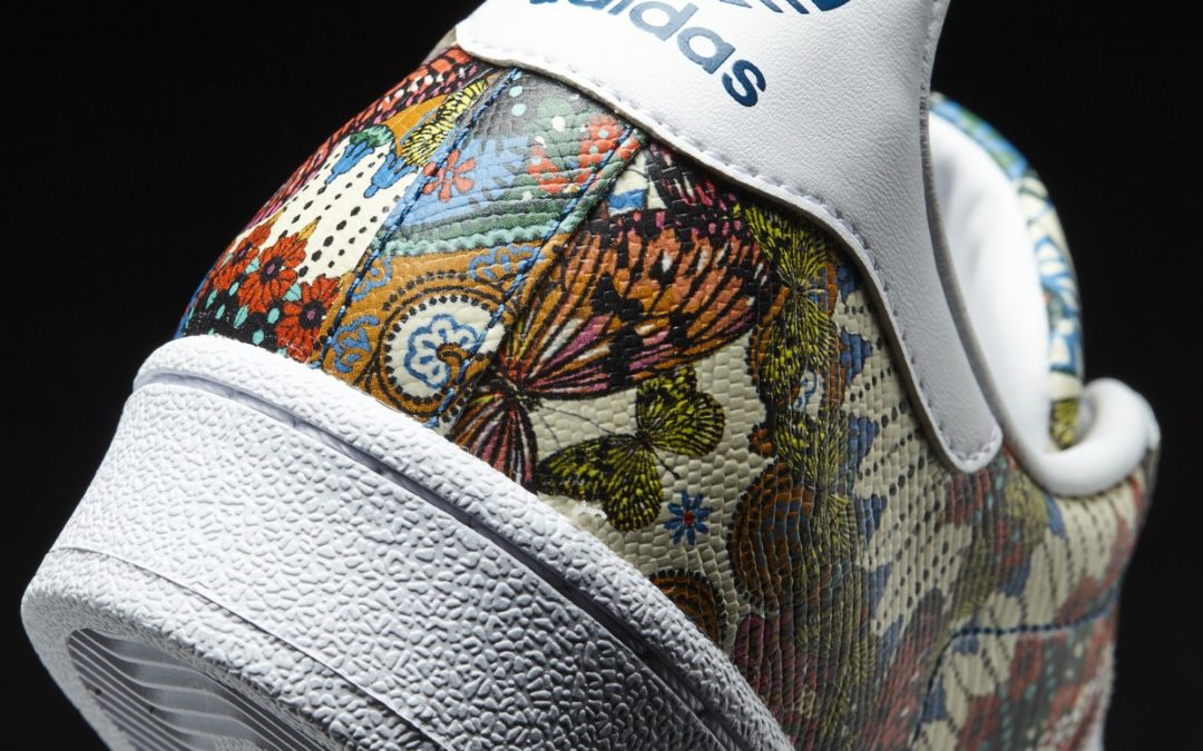 "Adidas Superstar x The Farm Company ""Tropical Mosaic"""