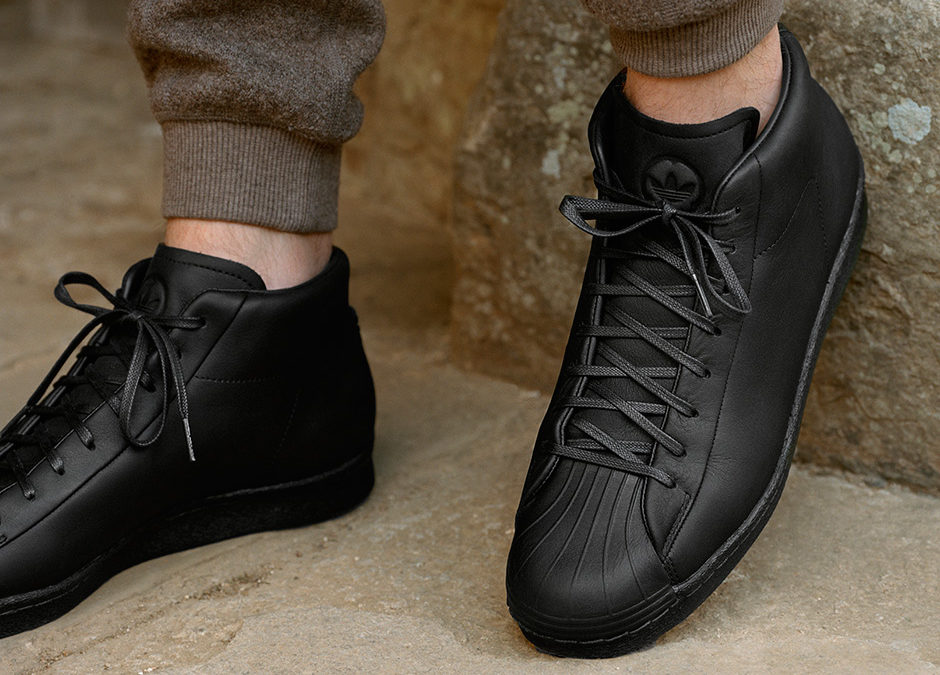 Adidas x Wings+Horns Promodel 80s
