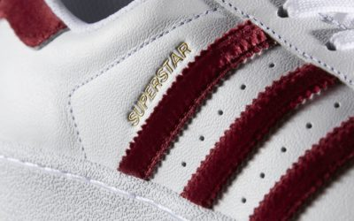 Adidas Superstar Velour Details