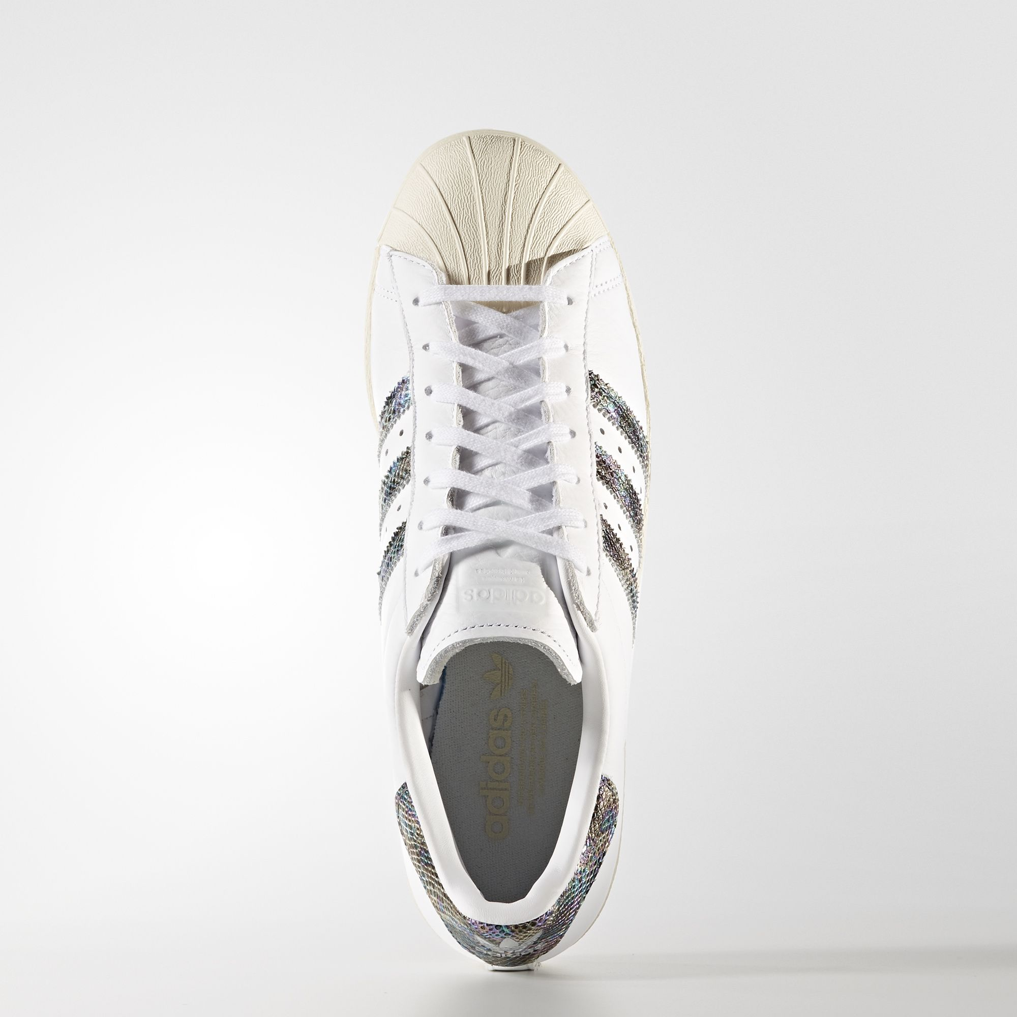 purchase cheap 87c4f c4239 Adidas Superstar 80s Snakeskin Luxe Look | /// Superstar.shoes