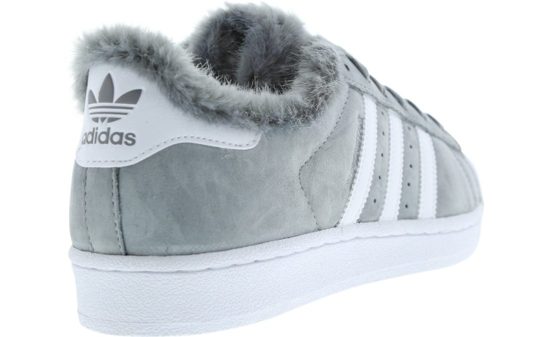 Adidas Superstar Fur Foot Locker Only