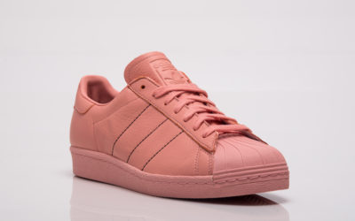 Adidas Superstar 80s Stitched Stripes