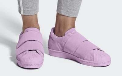 Adidas Superstar 80s Comfort Clear Lilac