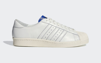 Adidas Superstar Vintage Blue Thread Collection