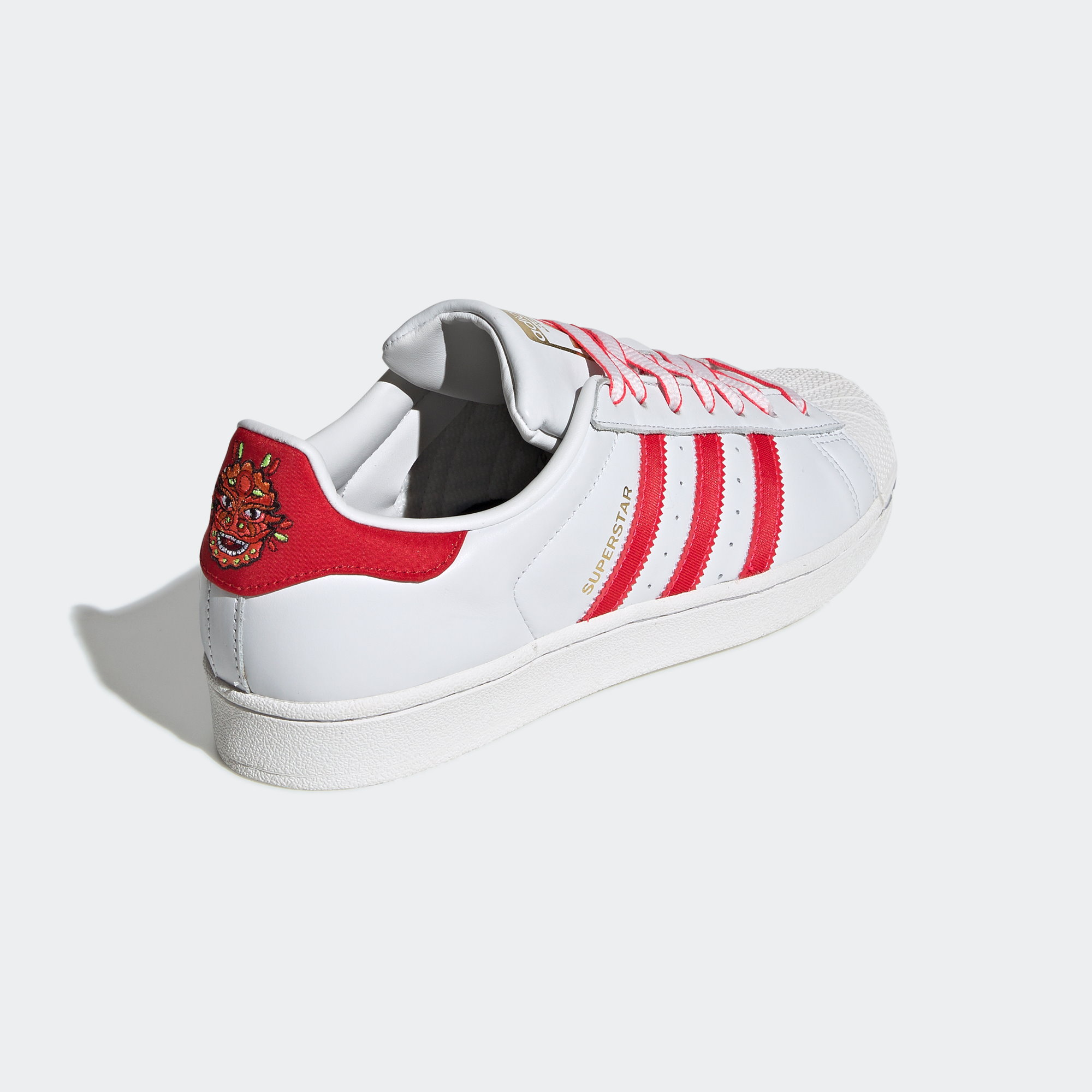 """trattenere compagnia Reciproco  Adidas Superstar 2 Chinese New Year 2018/2019 """"Year of the Pig""""   ///  Superstar.shoes"""