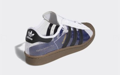 Blondey McCoy x Adidas Superstar 80s