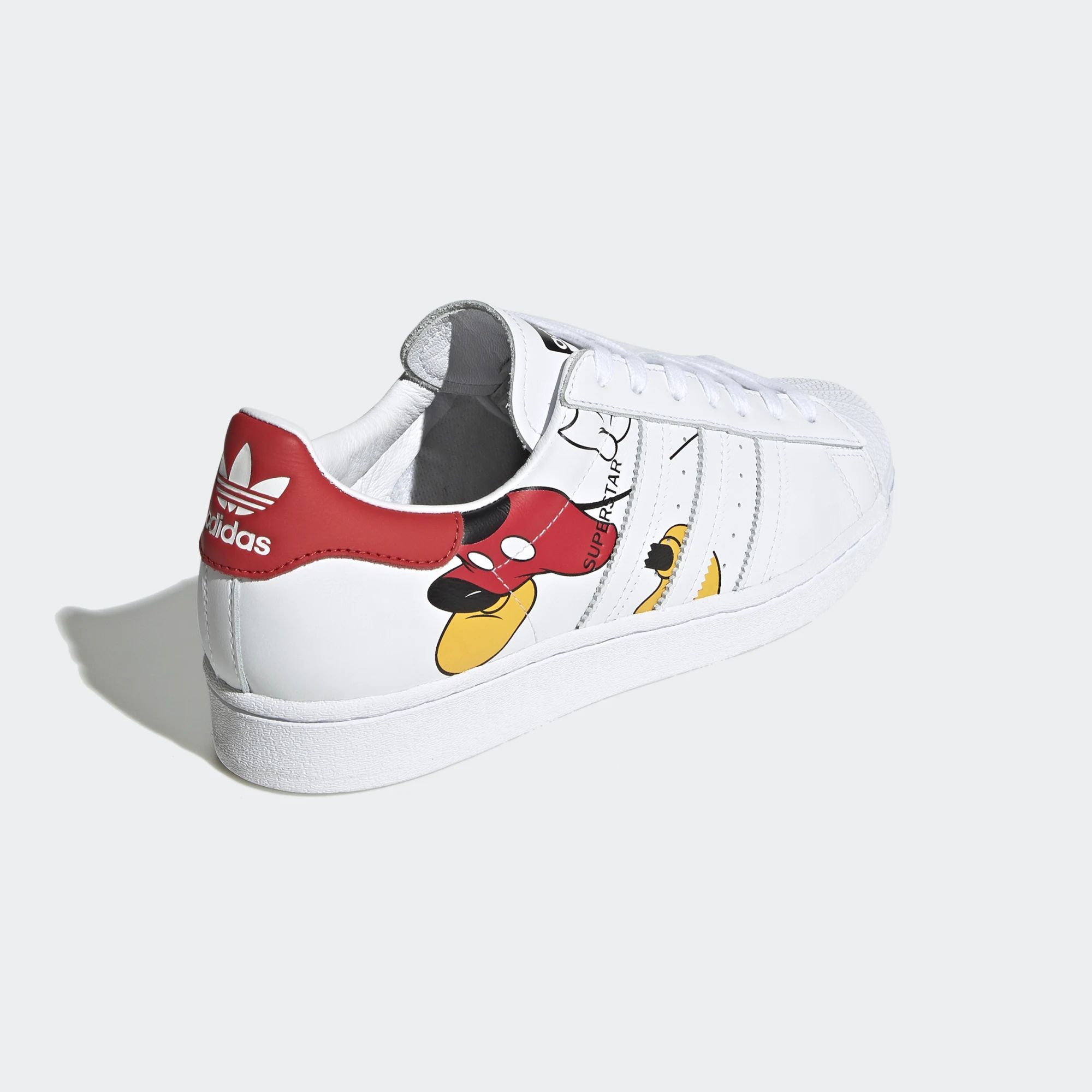 """Disney x Adidas Superstar """"Mickey Mouse"""" 