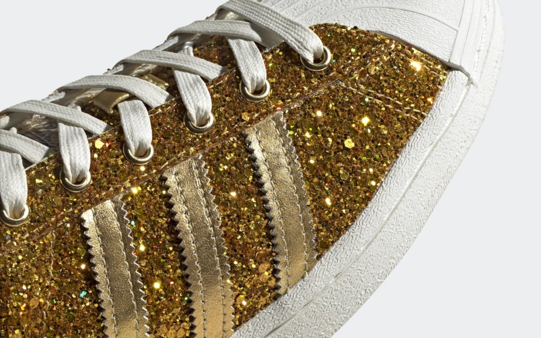 Adidas Superstar 24k Gold